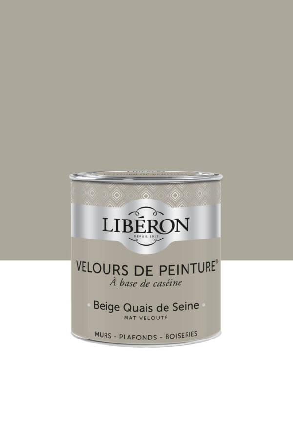 Peinture-Velours-0,5L-Beige-Quais-de-Seine