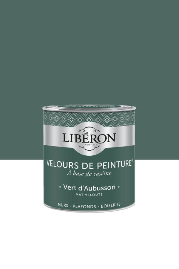 Peinture-Velours-0,5L-Vert-d-aubusson