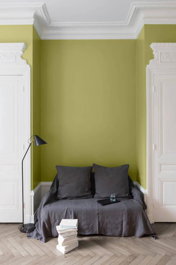 peinture-murale-Vert-Reine-Claude