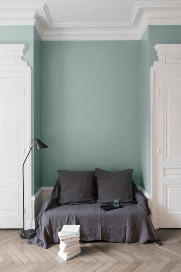 peinture-murale-Vert-Rocaille