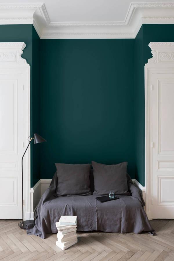 peinture-murale-Vert-Tableau